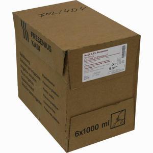 Abbildung von Nacl 0.9% Plastikschraubflasche Lösung 6X1000 ml