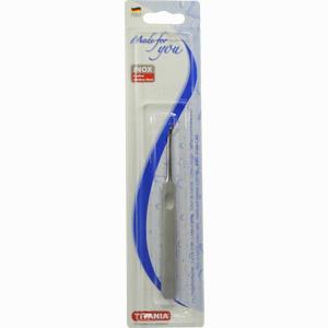 Abbildung von Nagelhautmesser Inox Edelstahl Titania 1 Stück