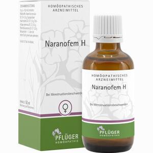 Abbildung von Naranofem H Tropfen 50 ml