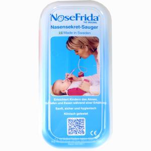 Abbildung von Nasensekret- Sauger Nosefrida 1 Stück