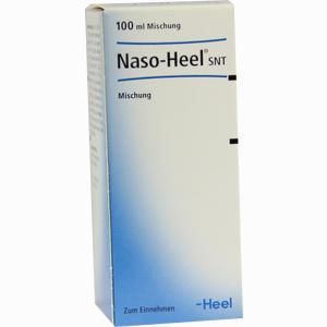 Abbildung von Naso- Heel Snt Tropfen 100 ml