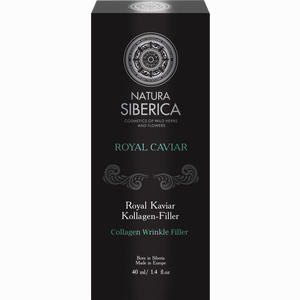 Abbildung von Natura Siberica Royal Kaviar Kollagen Filler 40 ml
