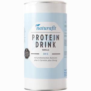 Abbildung von Naturafit Proteindrink Vanille Pulver 500 g