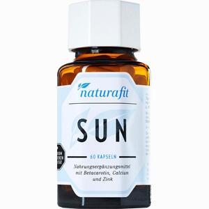 Abbildung von Naturafit Sun Kapseln 60 Stück