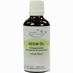 Abbildung von Neemöl Öl 50 ml