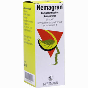 Abbildung von Nemagran Tropfen 50 ml
