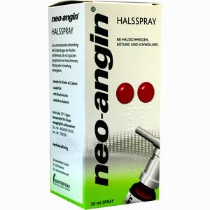 Abbildung von Neo- Angin Halsspray  30 ml