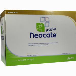 Abbildung von Neocate Active Pulver 15 x 63 g