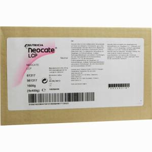 Abbildung von Neocate Infant Pulver 4 x 400 g