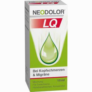 Abbildung von Neodolor Lq Fluid 10 ml
