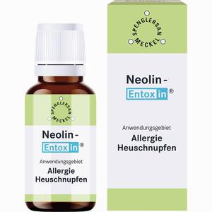 Abbildung von Neolin Entoxin N Tropfen 20 ml