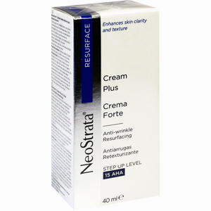 Abbildung von Neostrata Creme Plus 15 Aha  40 ml