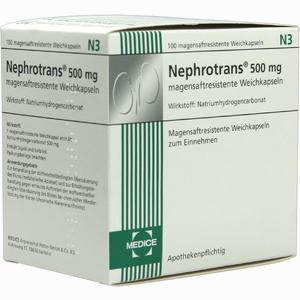 Abbildung von Nephrotrans Kapseln 100 Stück