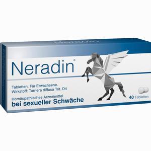 Abbildung von Neradin Tabletten  40 Stück