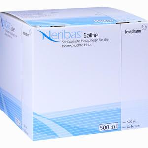Abbildung von Neribas Salbe  500 ml