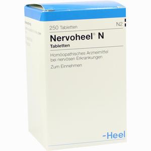 Abbildung von Nervoheel N Tabletten 250 Stück