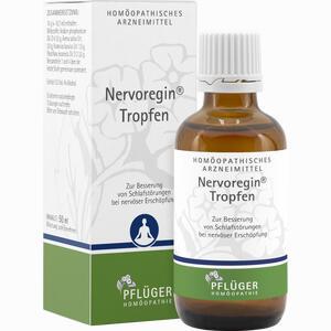 Abbildung von Nervoregin Tropfen  50 ml