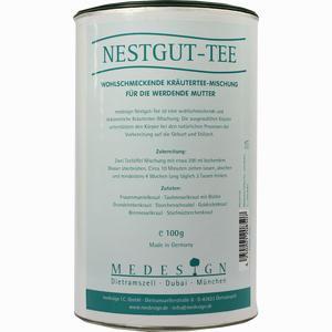 Abbildung von Nest Gut Tee Tee 100 g