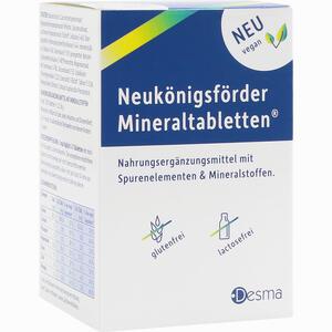 Abbildung von Neukönigsförder Mineraltabletten Ne  200 Stück