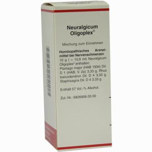 Abbildung von Neuralgicum Oligoplex Liquidum 50 ml