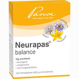 Abbildung von Neurapas Balance Filmtabletten 100 Stück