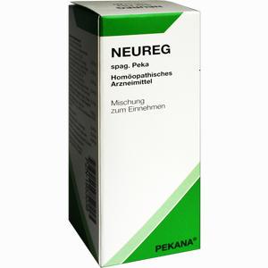 Abbildung von Neureg Spag. Peka Tropfen  150 ml