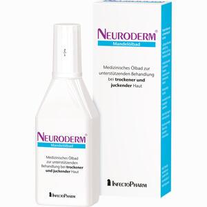 Abbildung von Neuroderm Mandelölbad Bad 200 ml