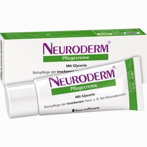 Abbildung von Neuroderm Pflegecreme  100 g