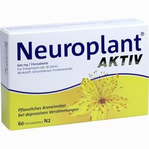 Abbildung von Neuroplant Aktiv Filmtabletten 60 Stück