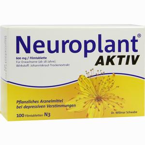 Abbildung von Neuroplant Aktiv Filmtabletten 100 Stück