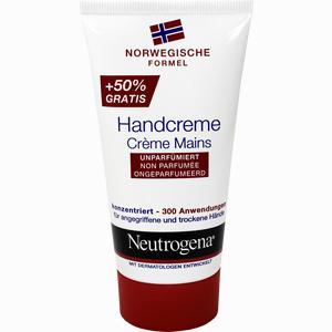 Abbildung von Neutrogena Handcreme unparfümiert  75 ml
