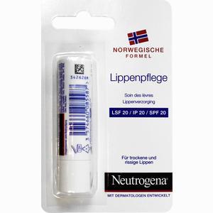 Abbildung von Neutrogena Norwegegische Formel Lippenpflege Lsf 20 Stift 4.8 g