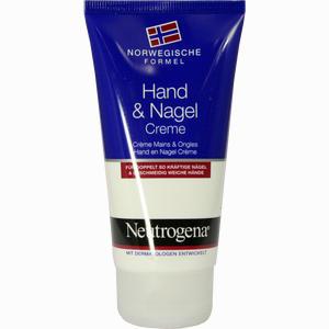 Abbildung von Neutrogena Norwegische Formel Hand- und Nagelcreme  75 ml