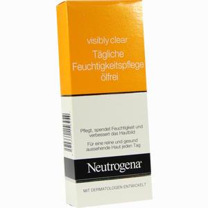 Abbildung von Neutrogena Visibly Clear Feuchtigkeitscreme  50 ml