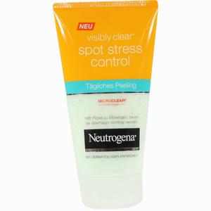 Abbildung von Neutrogena Visibly Clear Spot Stress Control Tägliches Peeling 150 ml
