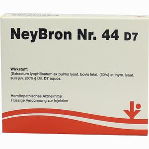 Abbildung von Neybron Nr. 44 D7 Ampullen 5 x 2 ml