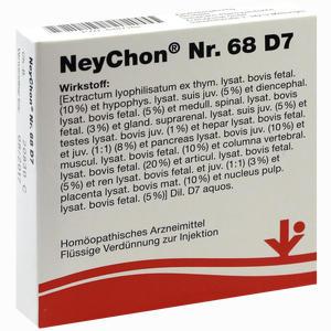 Abbildung von Neychon Nr. 68 D7 Ampullen 5 x 2 ml