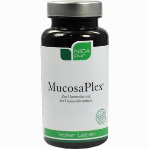 Abbildung von Nicapur Mucosaplex Kapseln 60 Stück