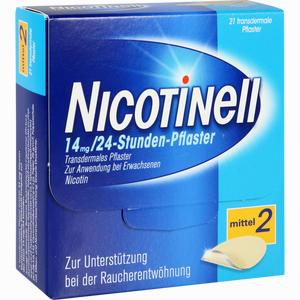 Abbildung von Nicotinell 35mg 24 Stunden Pflaster Tts20 Pflaster Transdermal 21 Stück