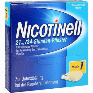 Abbildung von Nicotinell 52.5mg 24 Stunden Pflaster Tts 30 Pflaster Transdermal 14 Stück