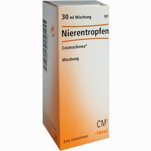 Abbildung von Nierentropfen Cosmochema  30 ml