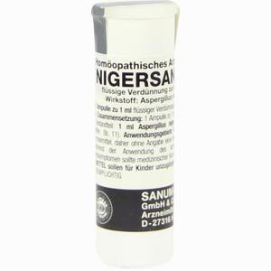 Abbildung von Nigersan D6 Ampullen 1 x 1 ml
