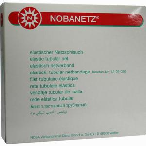 Abbildung von Nobanetz 25m Gr. 3 Netzschlauch für Unterschenkel 1 Stück