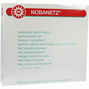 Abbildung von Nobanetz 25m Gr. 5. 5 Netzschlauch für Oberschenkel 1 Stück