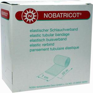 Abbildung von Nobatricot 20mx7cm Schlauchverband 1 Stück