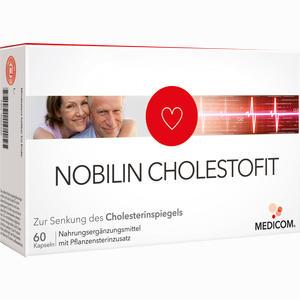 Abbildung von Nobilin Cholestofit Kapseln 60 Stück