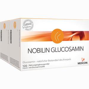 Abbildung von Nobilin Glucosamin Kapseln 2 x 120 Stück