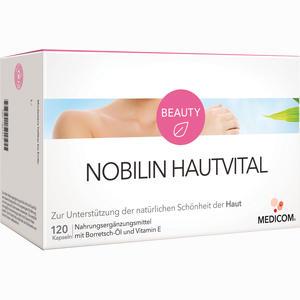 Abbildung von Nobilin Hautvital Kapseln 120 Stück