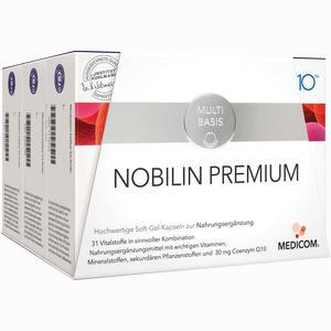 Abbildung von Nobilin Premium Kombipack  3 Stück