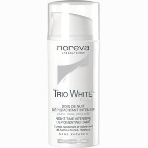Abbildung von Noreva Trio White Nachtpflege im Spender 30 ml